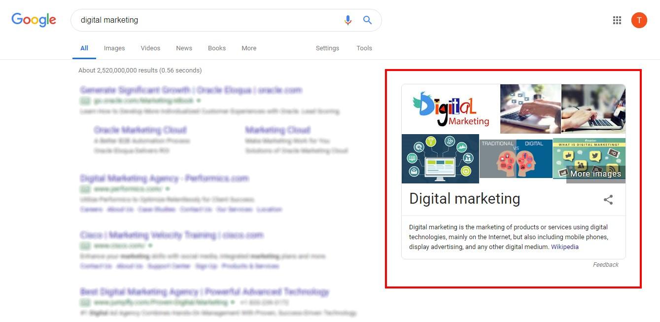 گوگل همه چیز را میداند