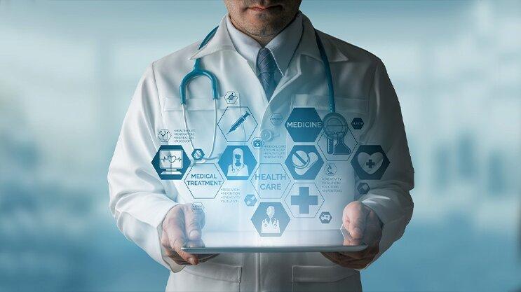 دنیای گسترده برندینگ پزشکی