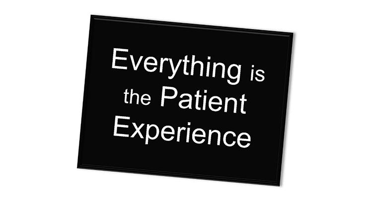 در اولویت بودن تجربه بیمار برای یک پزشک خوب