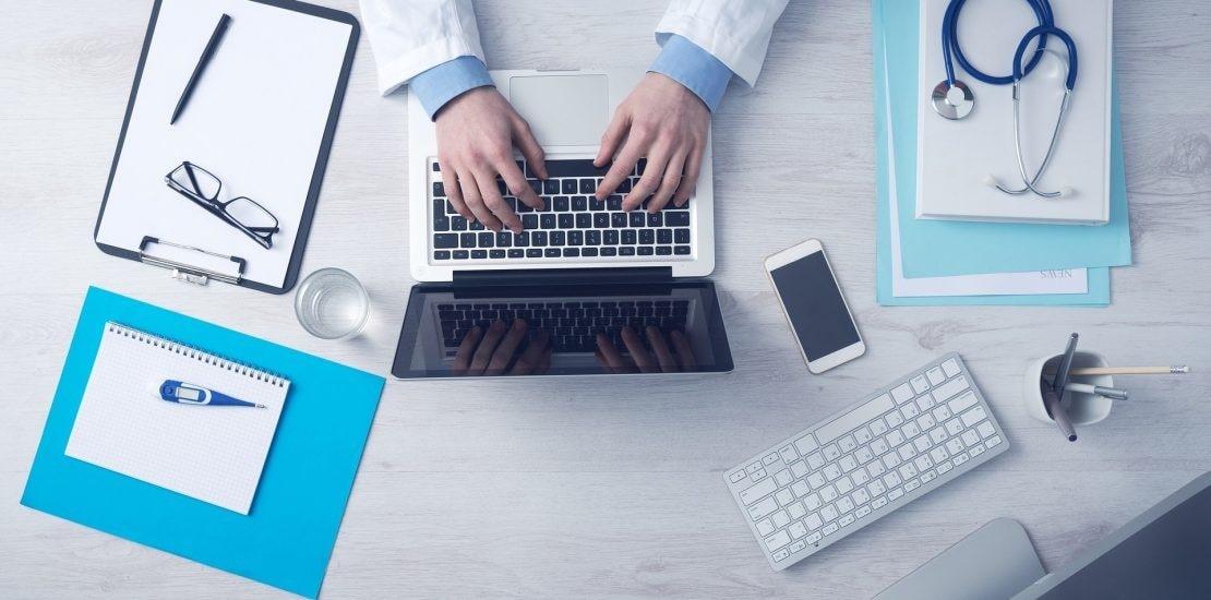 دیجیتال مارکتینگ یک مرکز درمانی