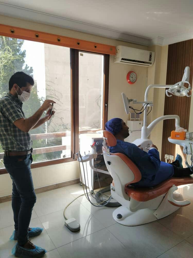 عکسبرداری از کلینیک دندانپپزشکی برای بازاریابی مراکز دندانپزشکی
