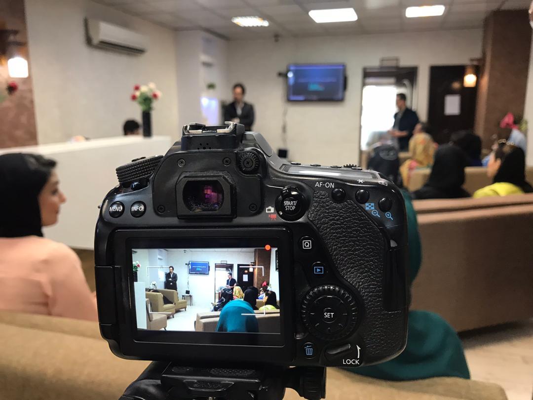 جلسات مهم در ارتباط با پروسنال برندینگ پزشکان