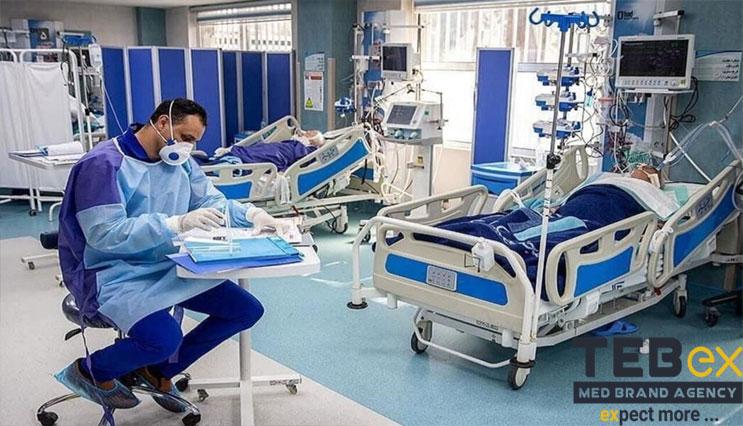 تجهیز مراکز درمانی و بیمارستان ها